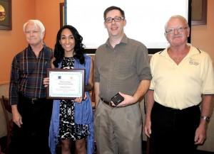 2016 Pellegrin Scholarship