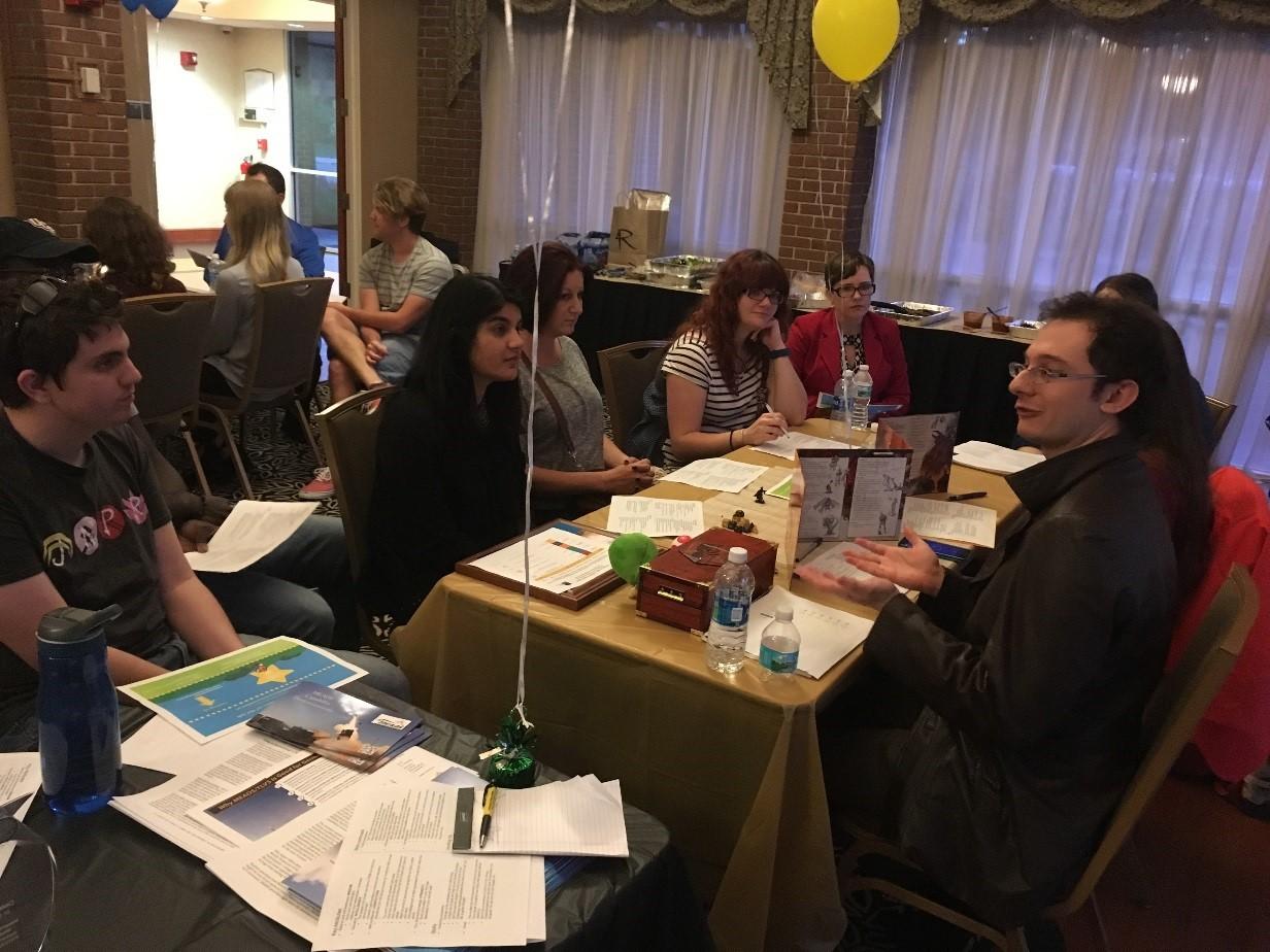 April Meeting Recap: Gold Venue