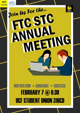 Get Hyped for this Month's Meeting!