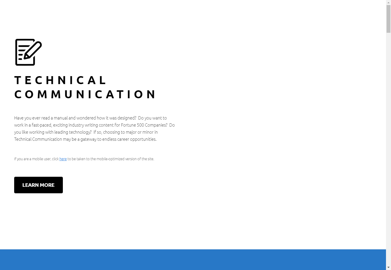 Aspects of Technical Communication