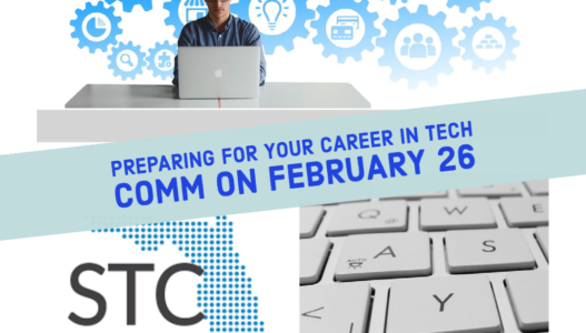 Preparing for Your Career in Tech Comm