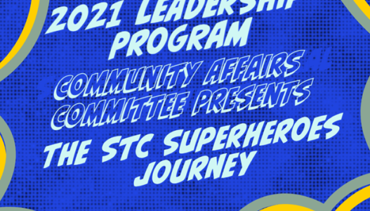 The Annual STC Leadership Program is today!